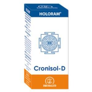 HOLORAM cronisol-D (cronidol) 60cap. de EQUISALUD