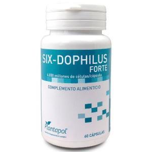 SIX DOPHILUS FORTE 60cap. de PLANTAPOL