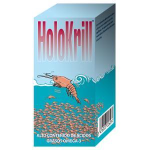 HOLOKRILL 60cap. de EQUISALUD