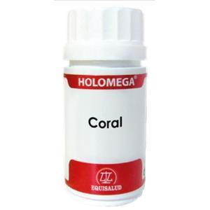 HOLOMEGA CORAL 50cap. de EQUISALUD
