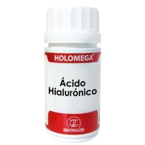 HOLOMEGA ACIDO HIALURONICO 50cap. de EQUISALUD