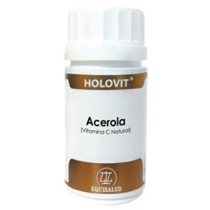 HOLOVIT ACEROLA 50cap. de EQUISALUD