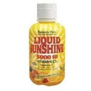 VITAMINA D3 liquid sunshine 473ml. de NATURES PLUS