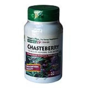 SAUZGATILLO (Chasteberry) 60cap. de NATURES PLUS