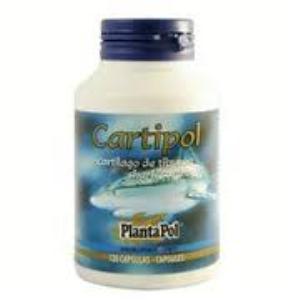 CARTIPOL (cartilago de tiburon 620mg) 120cap. de PLANTAPOL