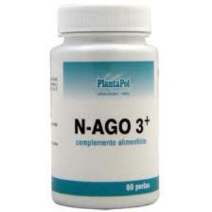 N-AGO3 (DHA 50) 80perlas de PLANTAPOL