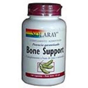 BONE SUPPORT 120cap. de SOLARAY