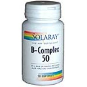 B COMPLEX 50cap. de SOLARAY