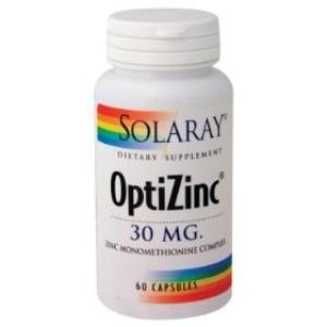 OPTIZINC 60cap. de SOLARAY