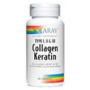 COLLAGEN KERATIN 60comp. de SOLARAY