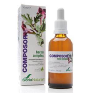 COMPOSOR 20 HARPA COMPLEX-REUMOSOR 50cc. de SORIA NATURAL