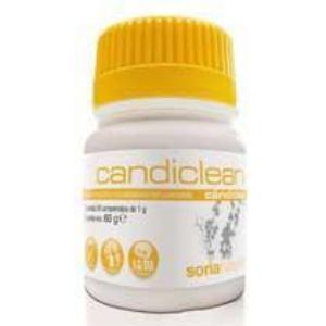 CANDICLEAN candidas 60comp. de SORIA NATURAL