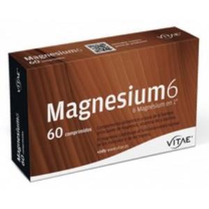 MAGNESIUM-6 60comp. de VITAE