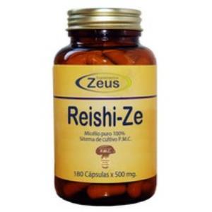 REISHI (ganovital) 400mg. 180cap. de ZEUS