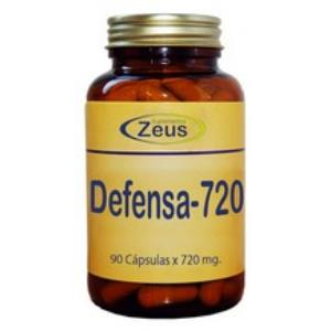 DEFENSA-720 90cap. de ZEUS