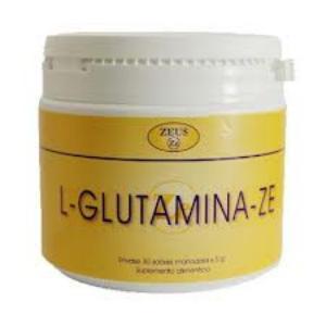 L-GLUTAMINA-ZE 30sbrs. de ZEUS