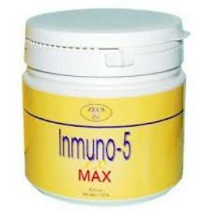 INMUNO-5 MAX polvo 500 de ZEUS