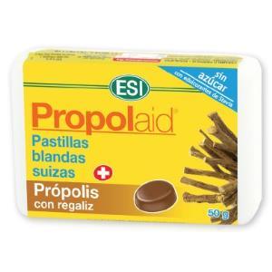 PROPOLAID sabor regaliz 50pastillas blandas de TREPATDIET-ESI