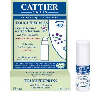 TOUCH EXPRESS con tea tree (acne) 5ml. de CATTIER