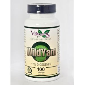 WILD YAM 100cap. de VBYOTICS