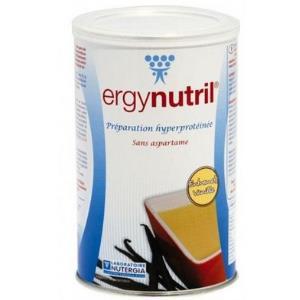 ERGYNUTRIL (proteinas) vainilla polvo 350gr. de NUTERGIA