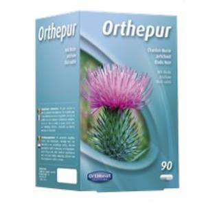 ORTHEPUR (antiguo Tonico hepatico) 90cap. de ORTHO-NAT
