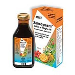 SALUDYNAM calcio+magnesio 250ml de SALUS