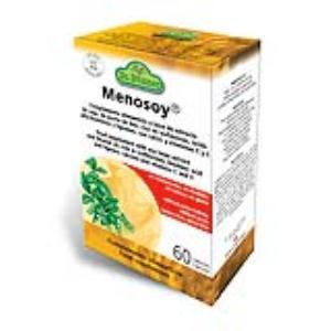 MENOSOY 60cap. DR.DUNNER de SALUS