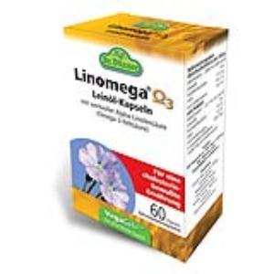 LINOMEGA 60cap. DR.DUNNER de SALUS