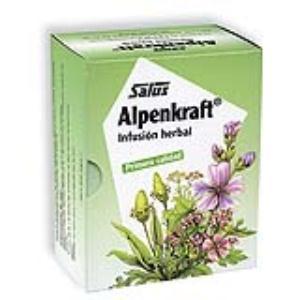 ALPENKRAFT infusion 15sbrs. de SALUS