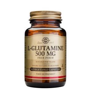 L-GLUTAMINA 500mg 50vegicaps de SOLGAR
