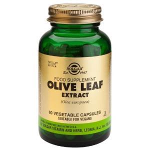 OLIVO-hoja-(olive-oleo europaea) 60vegicaps de SOLGAR