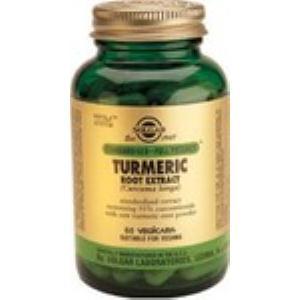 CURCUMA-raiz-(turmeric-curcuma longa) 60vegicaps de SOLGAR