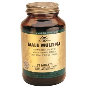MALE MULTIPLE (compl.para el hombre) 60comp. de SOLGAR