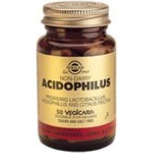 ACIDOFILUS AVANZADO 100vegicaps de SOLGAR