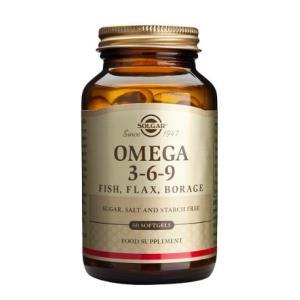 OMEGA 369 60cap.gel.blanda de SOLGAR