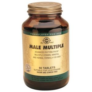 MALE MULTIPLE (compl.para el hombre) 120comp. de SOLGAR