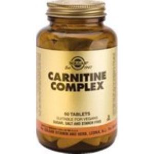 CARNITINA complex 60comp. de SOLGAR