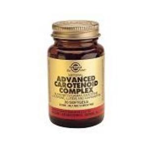 CAROTENOIDES complex avanazado 60cap.blandas de SOLGAR