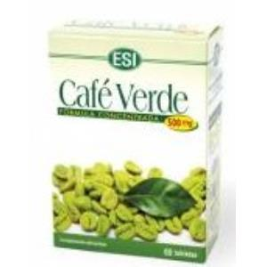 CAFE VERDE 60cap.