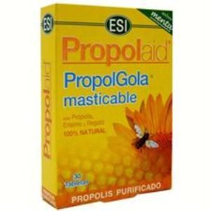 PROPOLAID PROPOLGOLA sabor menta 30comp. de TREPATDIET-ESI