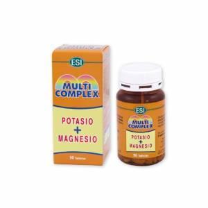 MULTI COMPLEX potasio-magnesio 90comp. de TREPATDIET-ESI