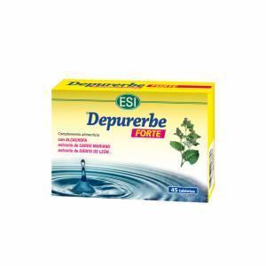 DEPURERBE forte (hepadiet) 45comp.
