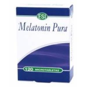 MELATONIN PURA 1mg. 120comp. de TREPATDIET-ESI