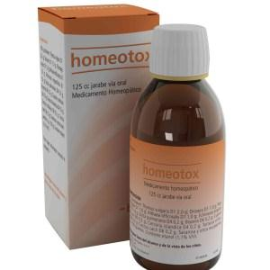 HOMEOTOX JARABE 125 ml. de HEEL