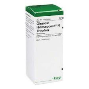 GLONOIN-HOMACCORD  Gotas 30 ml. de HEEL