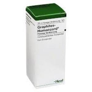 GRAPHITES-HOMACCORD  Gotas 30 ml. de HEEL