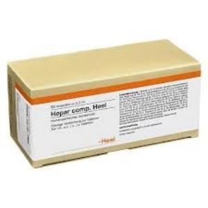 HEPAR COMP. 50 Amp.2,2 de HEEL