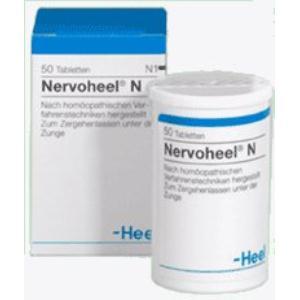 NERVO-HEEL 50 Comprimidos de HEEL