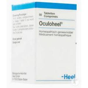 OCULOHEEL  50 Comprimidos de HEEL